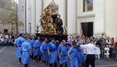 Festa patronale Rossiglione sup. - Foto di Valeria Zoli