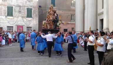 Festa patronale Rossiglione sup.