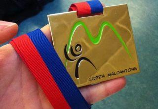 medaglia d'oro Polisportiva Judo