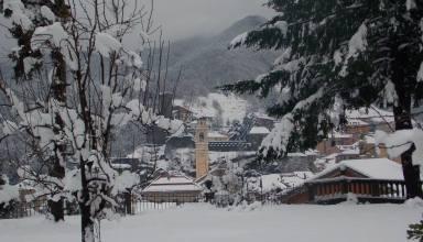 Nevicata a Campo Ligure - Nilde Iurilli