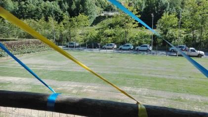 Inaugurazione campo di Rugby a Masone