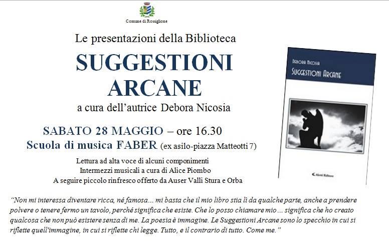 Suggestioni arcane a Rossiglione