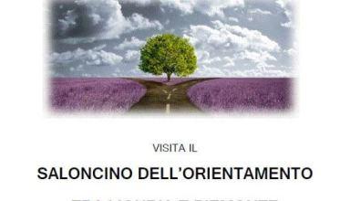 Salone dell'Orientamento tra Liguria e Piemonte