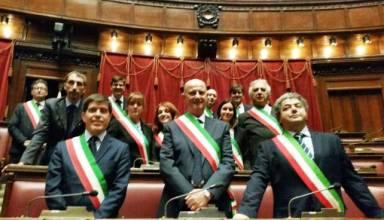 I sindaci a Montecitorio