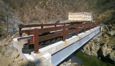 Il ponte sul Vezzulla
