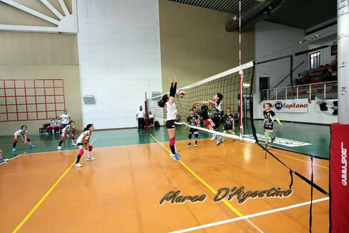Pallavolo Vallestura Under 12