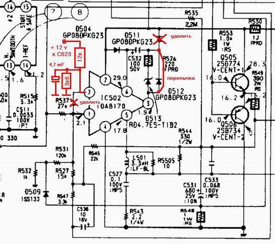 Монитор Sony Trinitron 19 Ремонт Описание Руководство