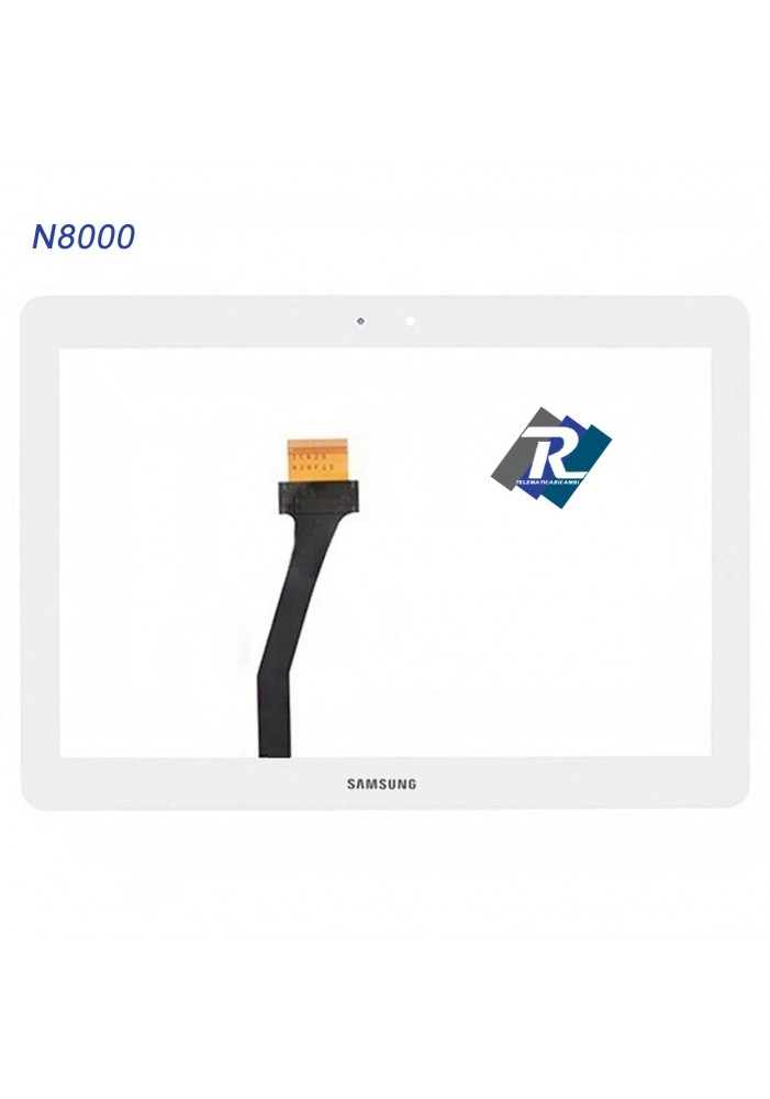 TOUCH SCREEN VETRO PER TABLET SAMSUNG GALAXY NOTE N8000 GT