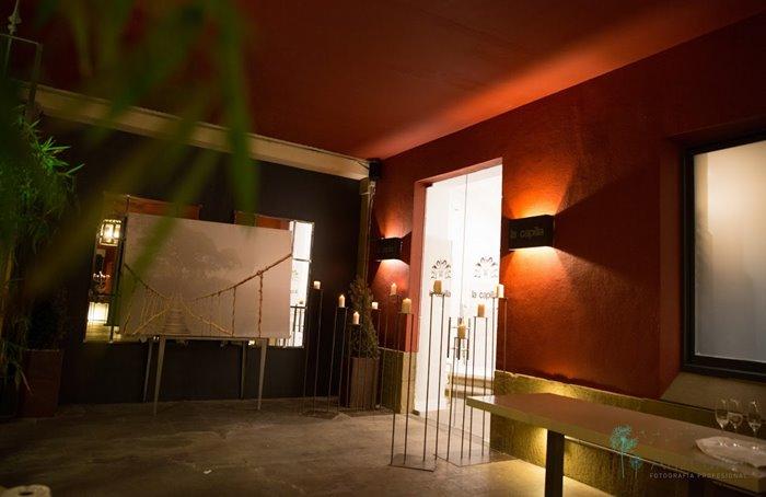 Restaurante con mens para grupos en Pamplona Cocina