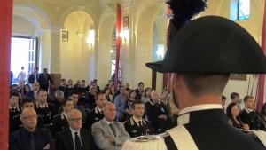 Bovalino Superiore   Antonino Marino cerimonia