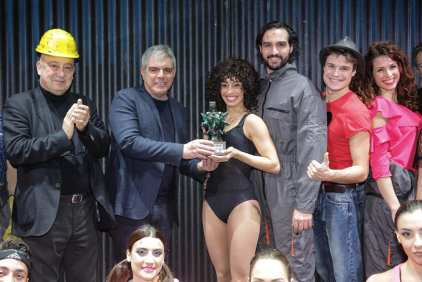 Flashdance premio 2