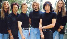 Tony Franklin con i Whitesnake