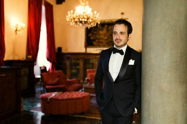 the italian gentleman-