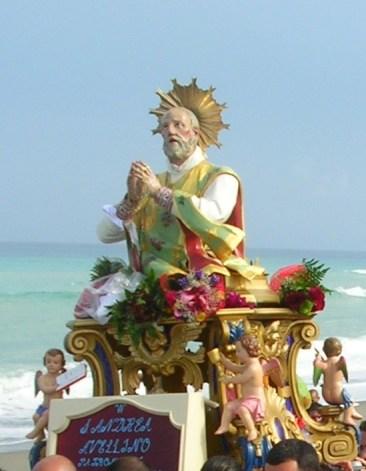 - Sant'Andrea Avellino in processione