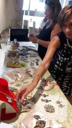 gioielli linea Rinascenza elaborati la Simona Scicchitano