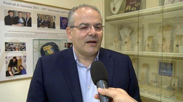 Michele Affidato realizza i premi speciali per il Festival di Sanremo