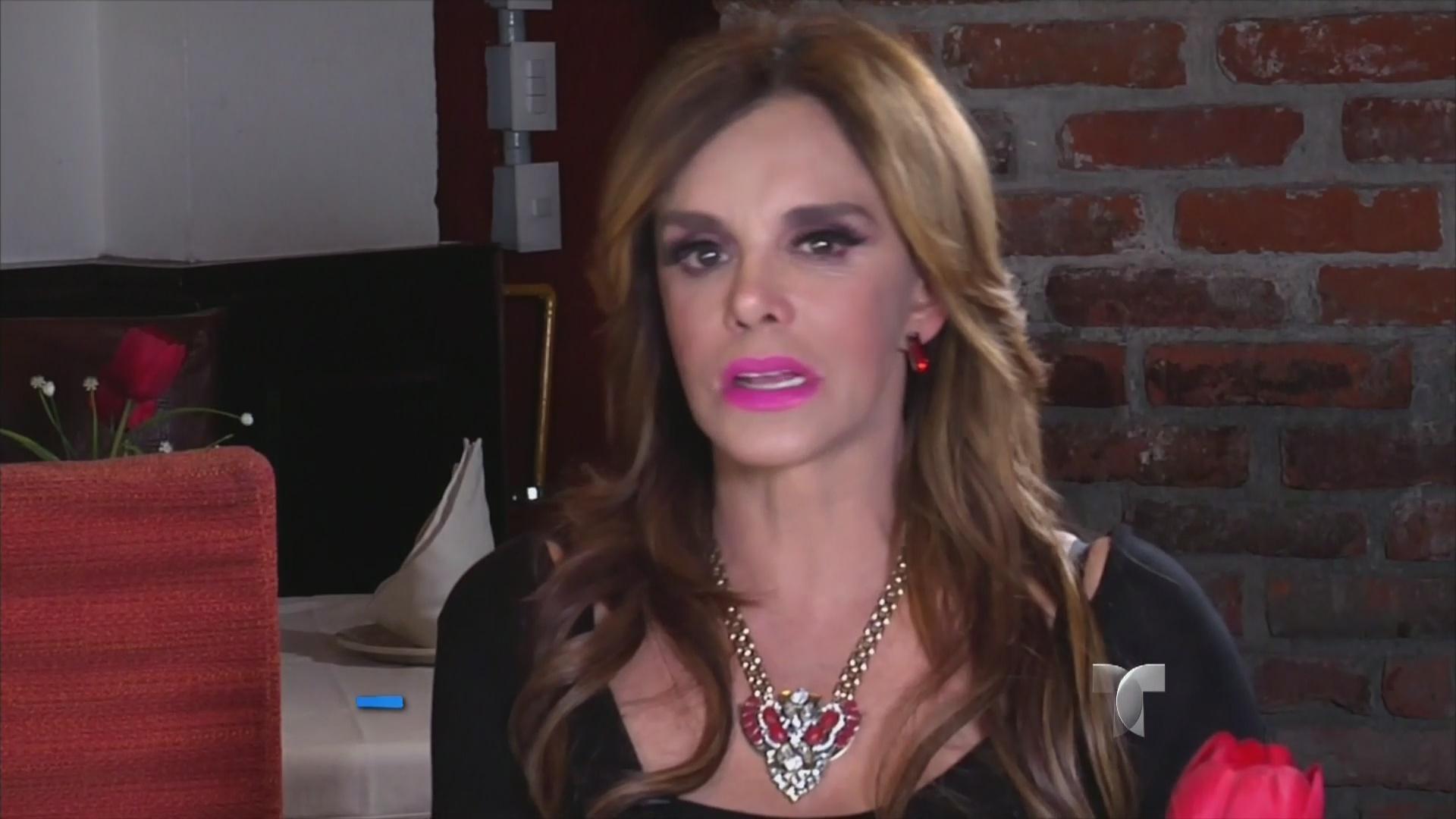 Luca Mndez habl de su romance con Luis Miguel VIDEO