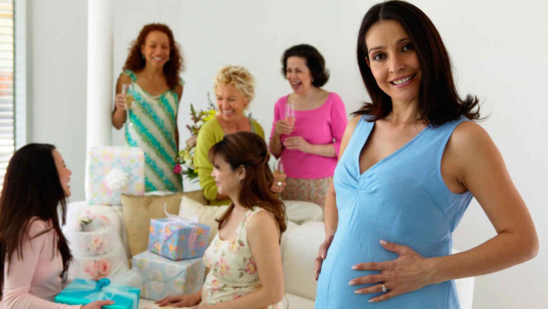Tu primer Da de la Madre: 6 ideas para organizar un baby