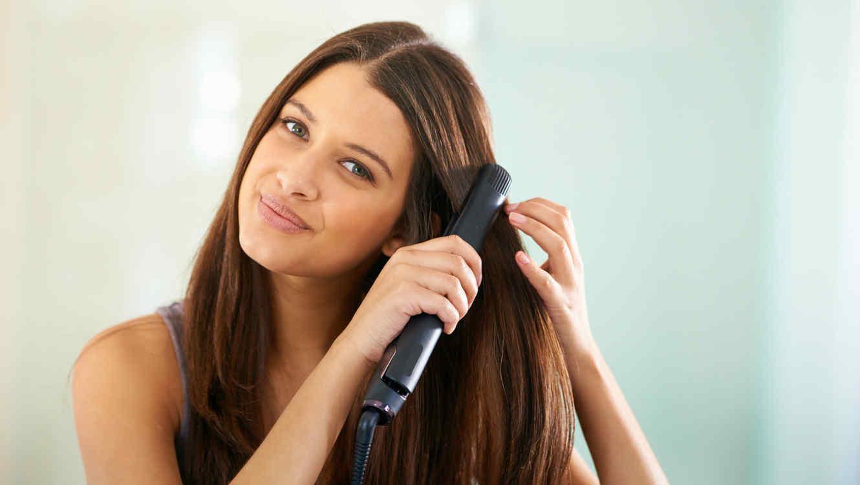 7 consejos para usar la plancha sin maltratar tu cabello todos los ...