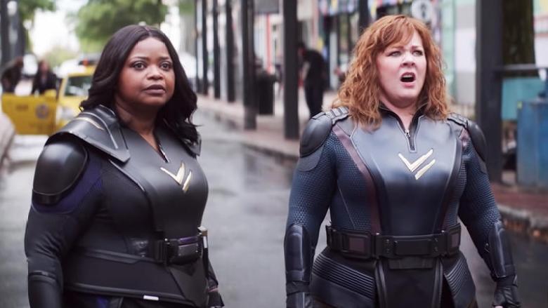 Melissa McCarthy y Octavia Spencer se convierten en heroínas en 'Thunder  Force'