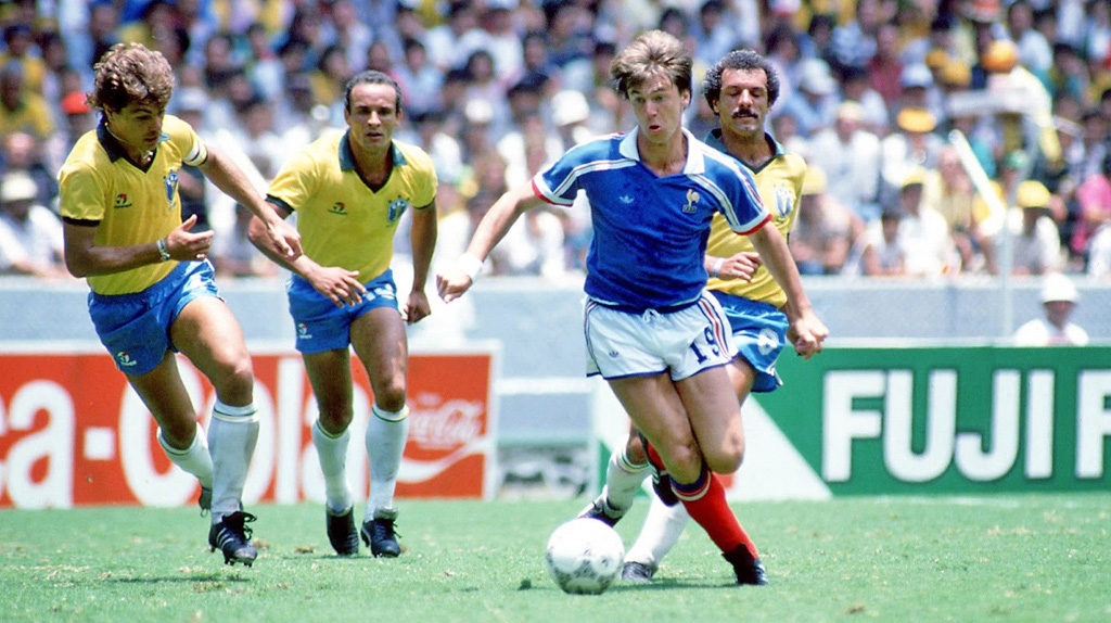 Image result for platini mexico 86