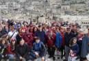 La delegazione di Nicosia presente al 67° Raduno Nazionale Bersaglieri a Matera