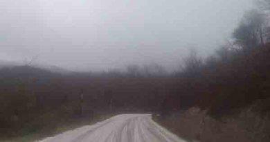 Capizzi, l'assessore Testa Camillo segnala la mancanza di segnaletica orizzontale sulla provinciale 168 Caronia-Capizzi