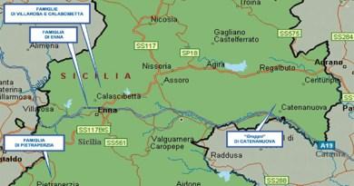 Mafia in provincia di Enna: relazione semestrale del Ministro dell'Interno al Parlamento sull'attività svolta e risultati conseguiti dalla Direzione Investigativa Antimafia