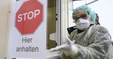 Covid, in Germania aumento record dei nuovi casi