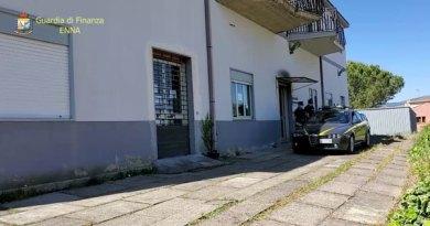 """Operazione """"Inside"""" della Guardia di Finanza di Nicosia: 36 imprenditori percepivano indebitamente il reddito di cittadinanza – VIDEO"""