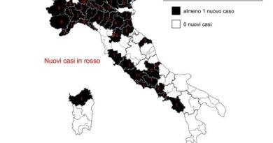 Coronavirus. In Italia il 5 luglio nelle ultime 24 ore 192 nuovi contagi e 7 decessi
