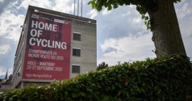 Ciclismo, cancellati campionati del mondo 2020 di Aigle