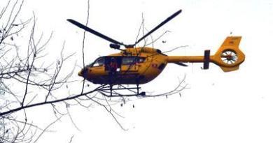 Elicottero precipita sul Breithorn, un morto e un ferito