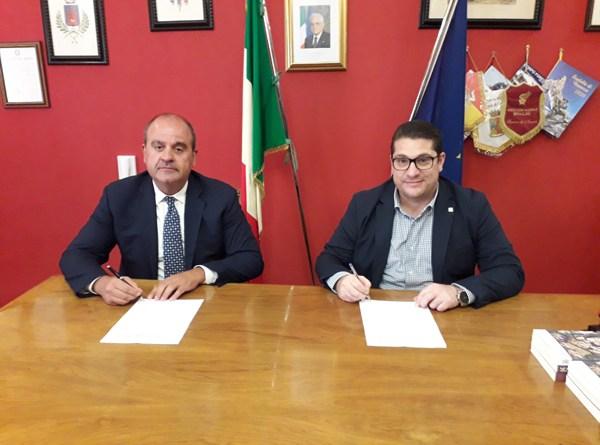 Firmata convenzione tra Enel e Comune di Troina, concesse alcune aree che costeggiano il lago Ancipa