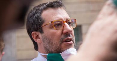 """Quota 100, Salvini: """"Lega non permetterà stop"""""""