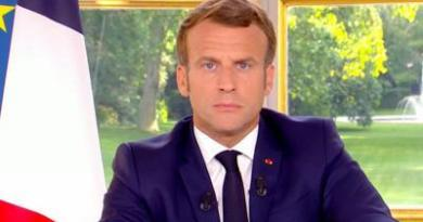 """""""Lockdown in Francia da venerdì"""""""