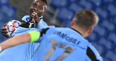 Champions, tris Lazio al Dortmund