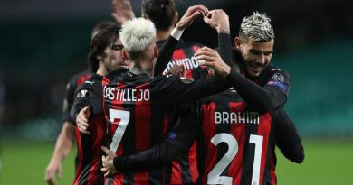 Europa League, tris del Milan contro il Celtic