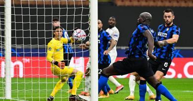 Inter sbatte contro il muro M'Gladbach, 2-2 a San Siro