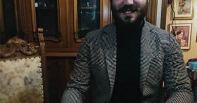 Roberto Li Volsi, giovane imprenditore che ha scommesso su se stesso restando a Nicosia
