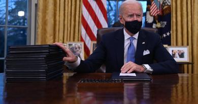 Biden presidente, ecco le prime mosse