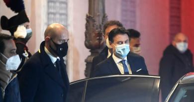 """Conte: """"Subito al lavoro, Italia non ha tempo da perdere"""""""