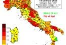 Coronavirus. In Italia il 19 gennaio nelle ultime 24 ore i nuovi contagi sono 10.497 i decessi sono 603