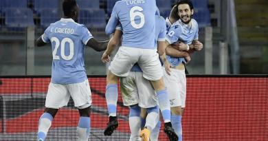 Lazio-Roma 3-0, derby è show biancoceleste
