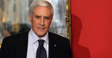 Covid, Franco Marini dimesso dall'ospedale