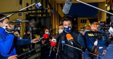 "Crisi governo, summit centrodestra: ""Noi uniti"""