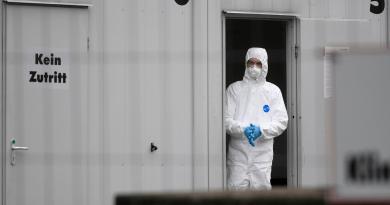 Covid Germania, quasi mille morti e 11.369 nuovi casi