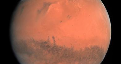 Spazio, Tianwen-1 entra nell'orbita di parcheggio di Marte
