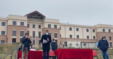 Enna, celebrato il consiglio comunale aperto sulla vicenda della struttura ex Ciss di Pergusa