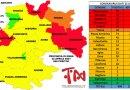 Coronavirus. In provincia di Enna il 22 aprile i soggetti positivi sfiorano i 700